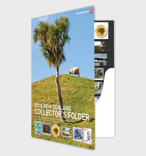 2018 Collectors Folder - Annual Product