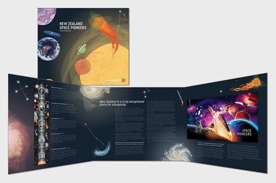 2019 New Zealand Space Pioneers Presentation Pack - Presentation Pack