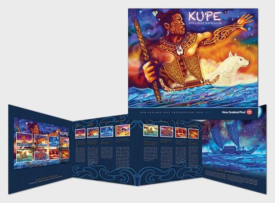 2019 Kupe - The Great Navigator Presentation Pack - Presentation Pack