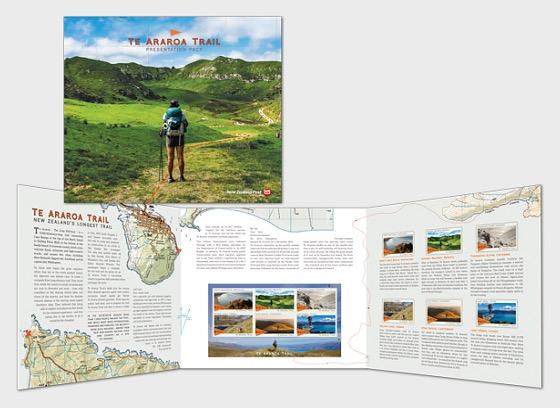 Te Araroa Trail - Pack de Presentación