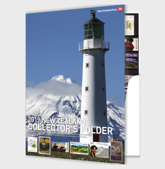 2019 Collectors Folder - Annual Product