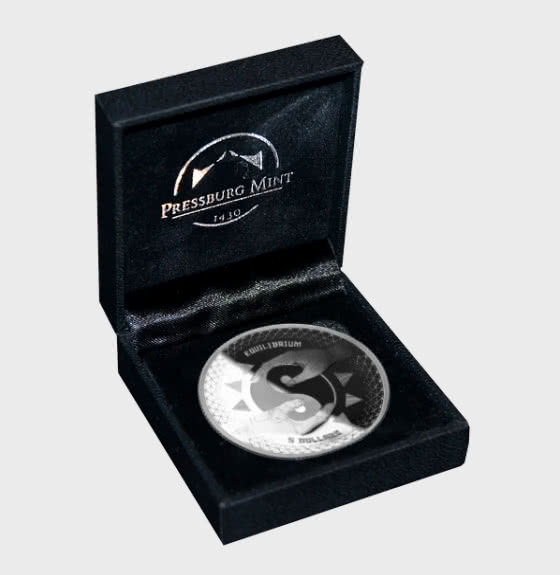 Equilibrium 2020 - Proof-Like - Gift Box - Silver Coin