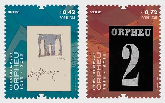 Centenary Orpheu Magazine - Set