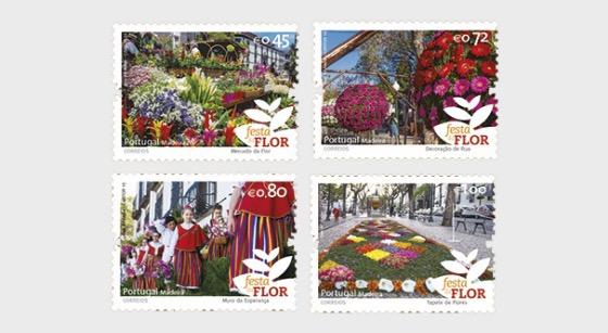 Flower Festival  - Set