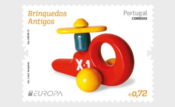 Europa 2015 - Old Toys - Set