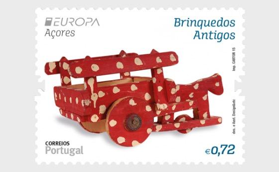 Europa 2015 - Old Toys (Azores) - Set
