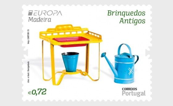 Europa 2015 - Old Toys (Madeira) - Set