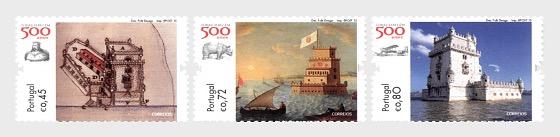 500th Anniversary of the Torre de Belém - Set