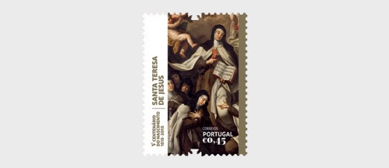 Saint Teresa de Jesus 500th Anniversary - Set
