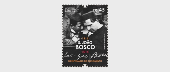 Saint João Bosco - 200th anniversary - Set