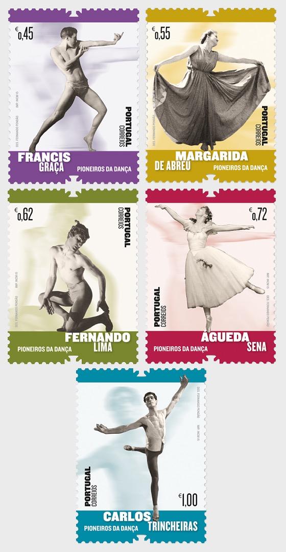 Pioneers of Dance in Portugal - Set