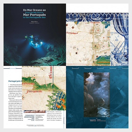 From the Mar Oceano to the Portuguese Sea (Thematic Book) - Books