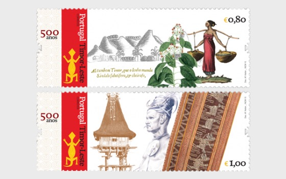 Portugal and Timor-Leste - 500 Years - Set