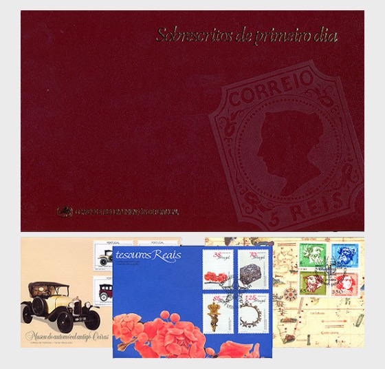 First Day Cover Album 1992 - Annual Product
