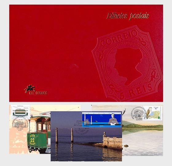 Bilhetes Postais Album 1995 - Special Folder