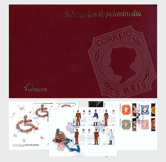 First Day Cover Album 2003 - Annual Product