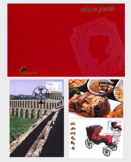 Postkartenalbum 2005 - Souvenirmappen