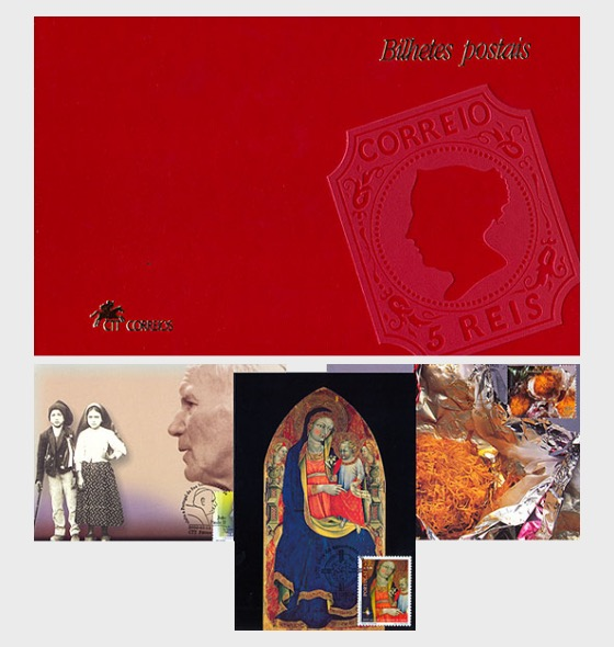Album di Bilhetes Postais  2000 - Prodotti annuali