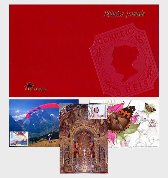 Bilhetes Postais Album 1997 - Annual Product