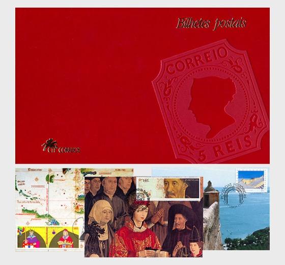 Bilhetes Postais Album 1994 - Annual Product