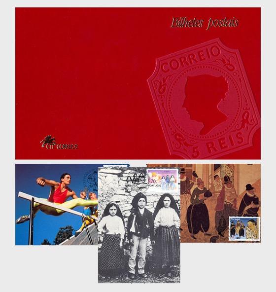 Bilhetes Postais Album 1992 - Annual Product