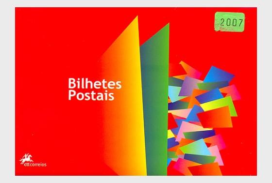 Bilhetes Postais 2007 (Maxi Cards) - Annual Product