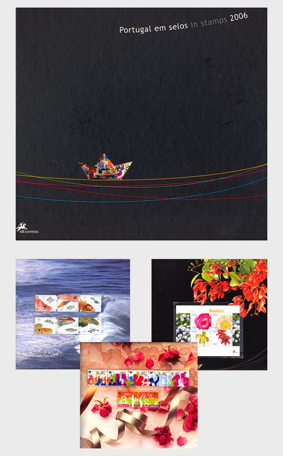 Portugal in Stamps 2006 - Annual Product