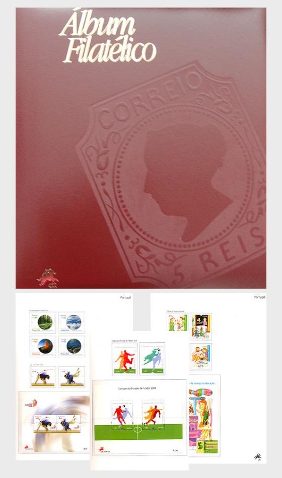 Philatelic Album 2008 - Annual Product