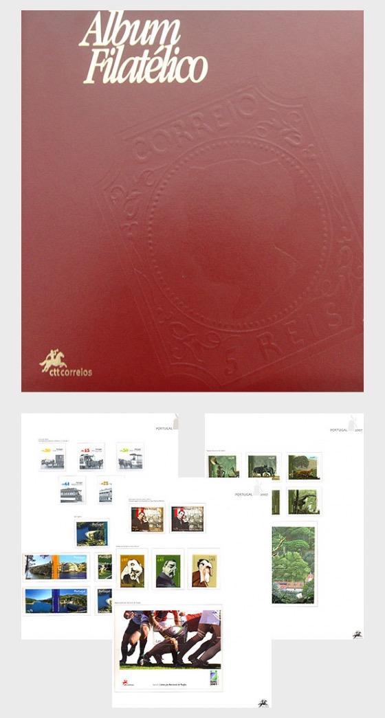 Philatelic Album 2007 - Annual Product