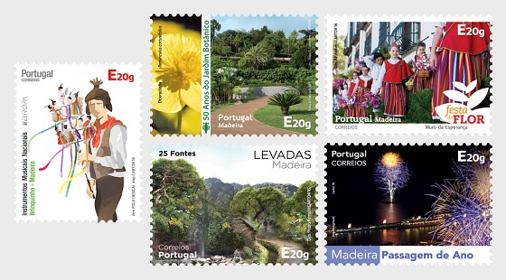 Madeira Selbstklebende - Serie