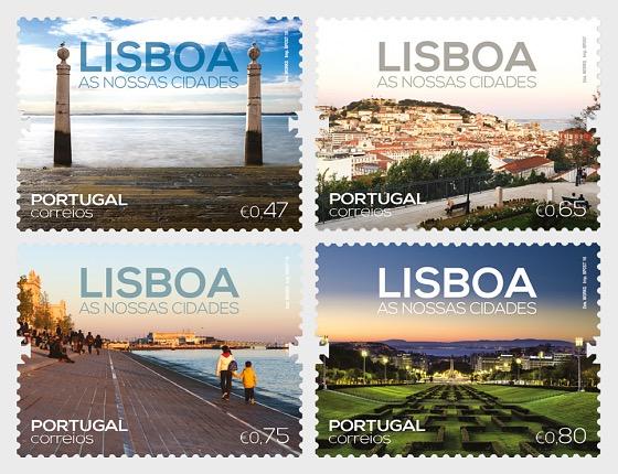 Unsere Städte - Lissabon - Serie