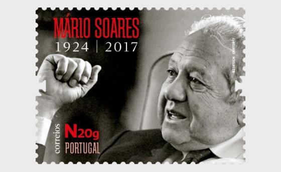 Mário Soares 1924 - 2017 - Set