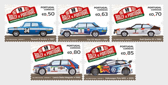 Rally de Portugal - 50th Anniversary - Set