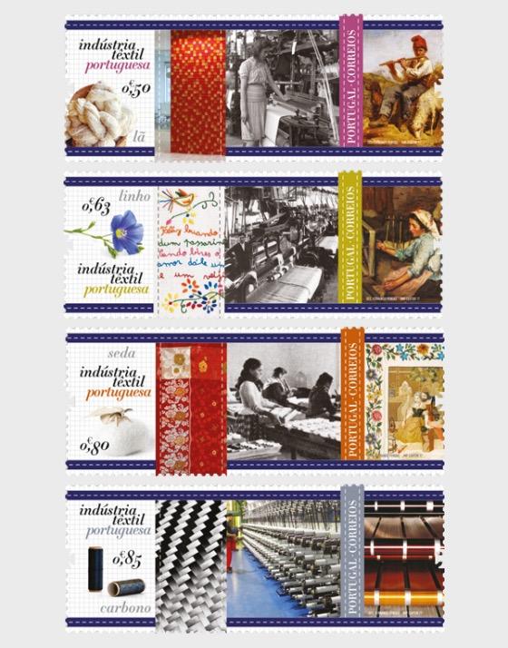 Portuguese Textile Industry - Set