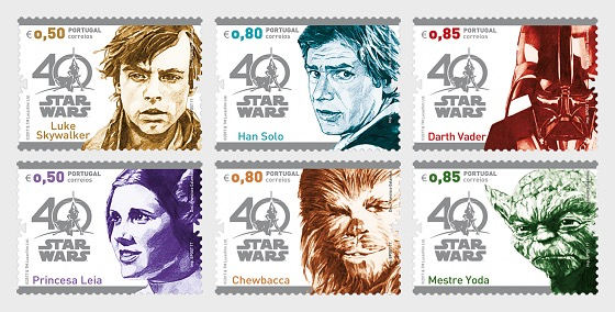 Star Wars - 40 years - Set