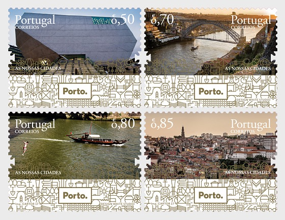 Porto - Our Cities - Set