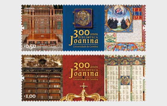 300 Years of the Joanine Library - Set