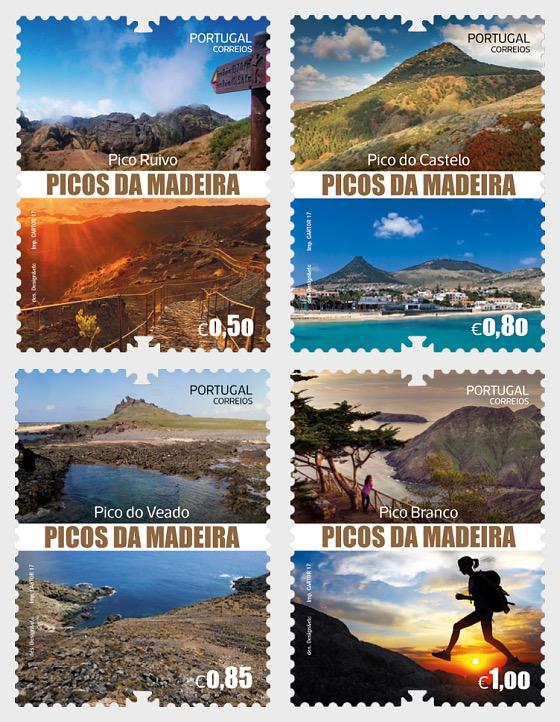 Madeira's Peaks - Set
