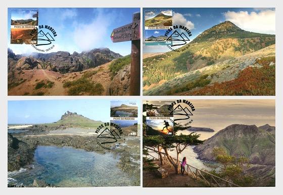 Madeira's Peaks - Maxi Cards
