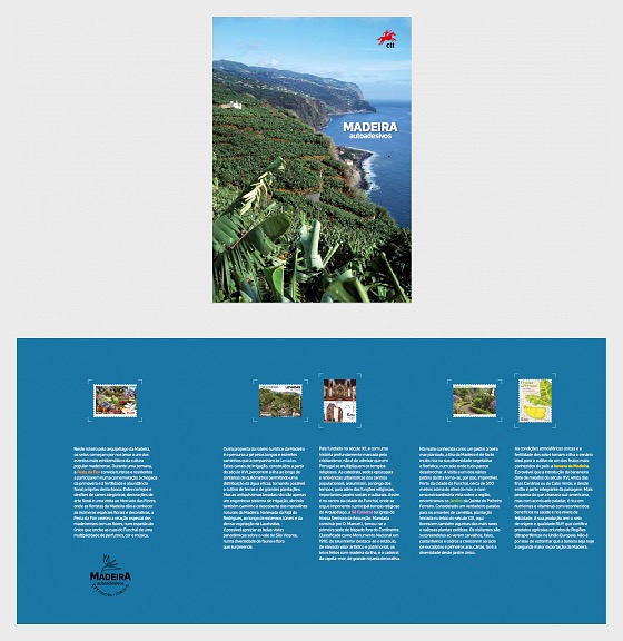 Madeira Self-Adhesive - (Broucher with Set) - Special Folder
