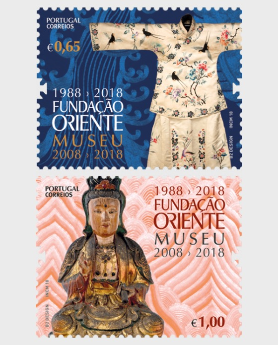 30th Ann of the Fundação Oriente & the 10th Ann of the Museu do Oriente - Set