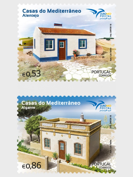 Houses of the Mediterranean - Set