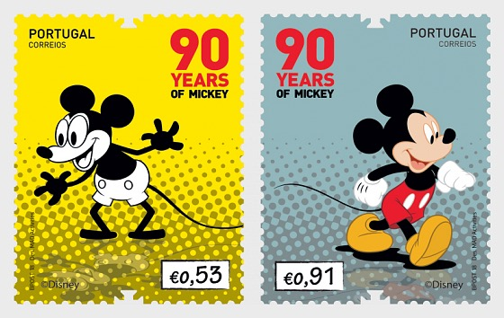 Mickey Mouse - 90 Years - Set