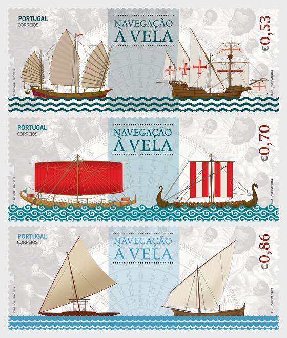 Setting Sail - Set