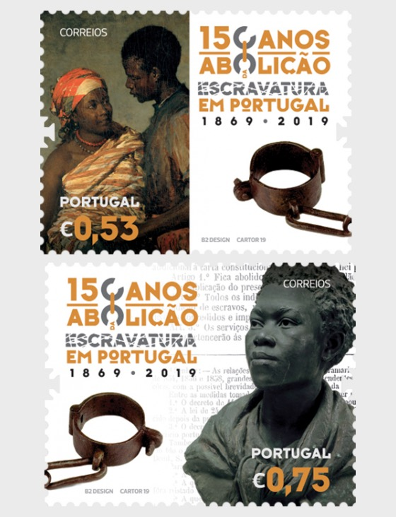 150 Years of the Abolition of Slavery in Portugal - Set