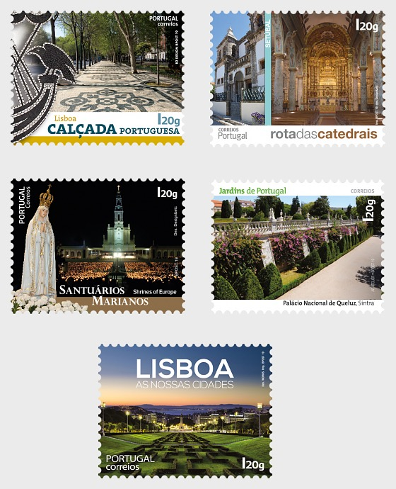 Lisbon Metropolitan Area/Centre - Set