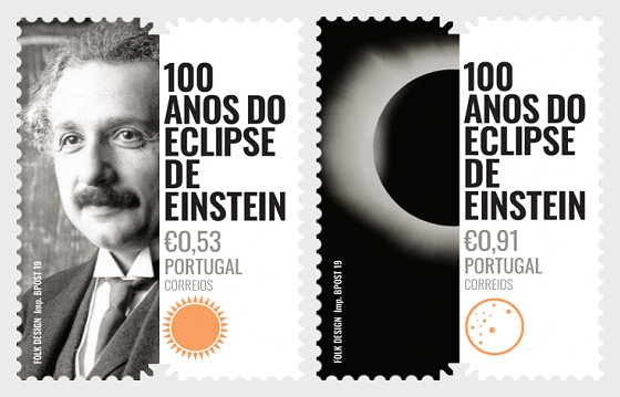 The 100th Anniversary of Einstein's Eclipse - Set