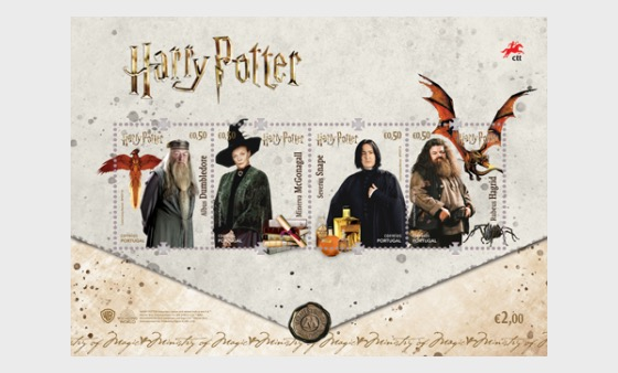 Harry Potter - Miniature Sheet
