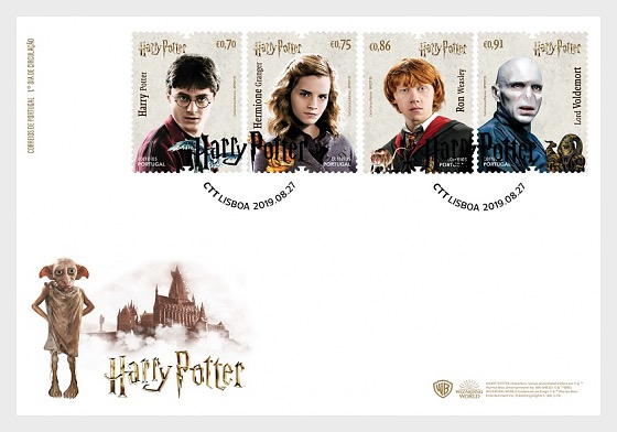 Harry Potter - FDC