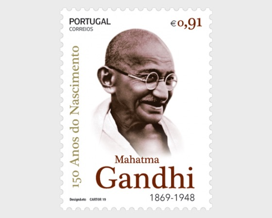 Mahatma Gandhi - 150 Years - Set